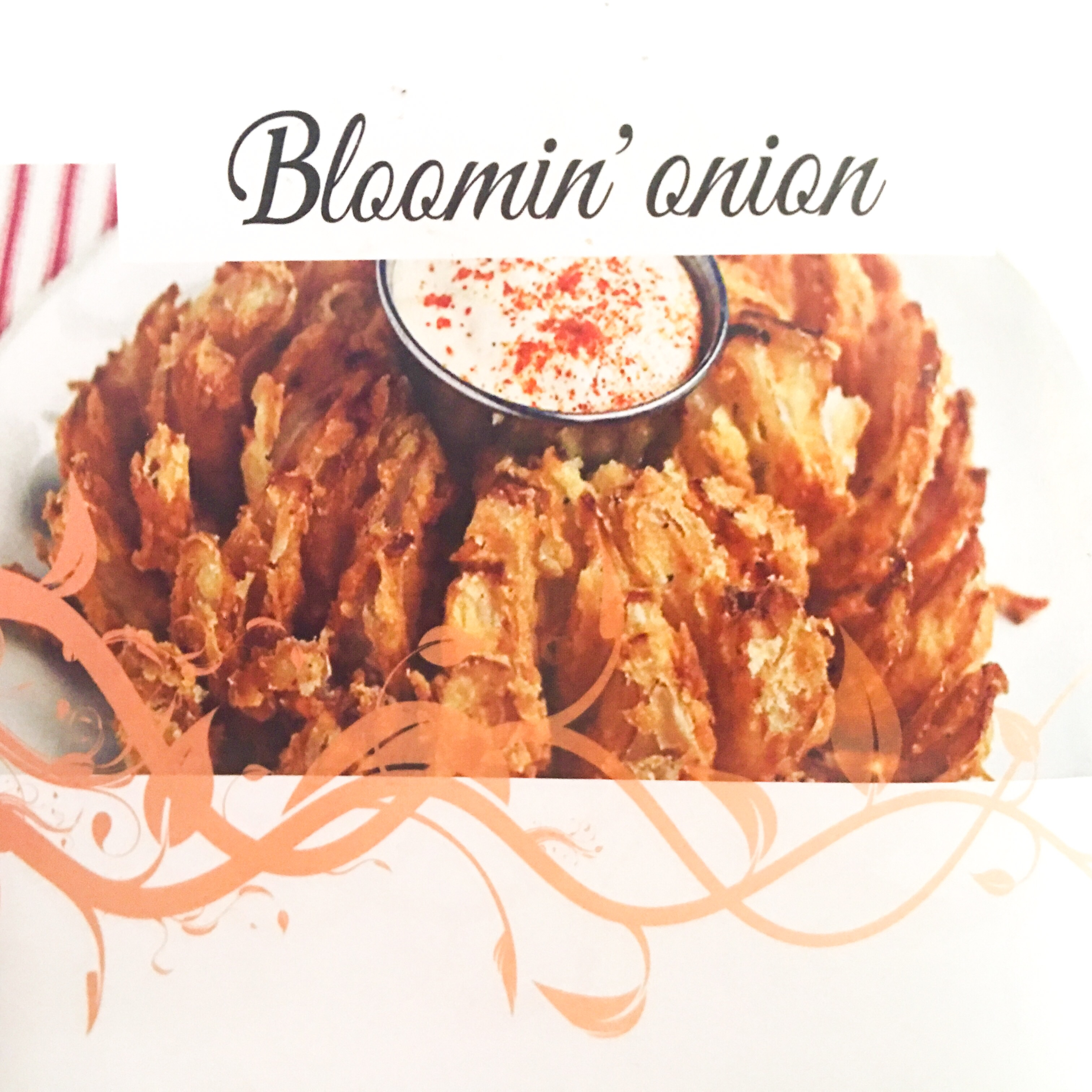 Recipe: Bloomin' Onion in the Air Fryer