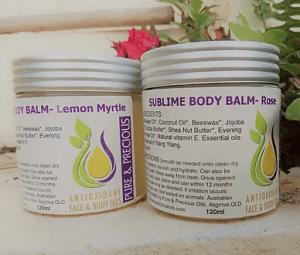 Sublime Body Balm