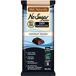 Dark Chocolate Coconut Delight