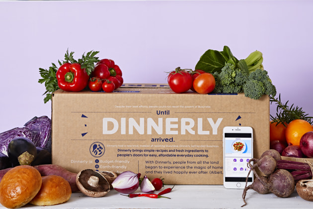 Dinnerly - Fresh food delivered to your door