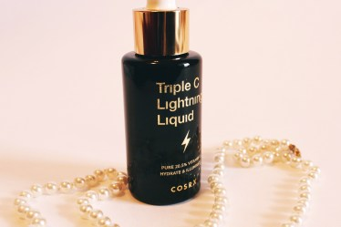 COSRX Triple C Lightening Liquid Review