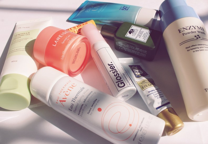 7 Tips for Putting Together a Travel Skincare Routine