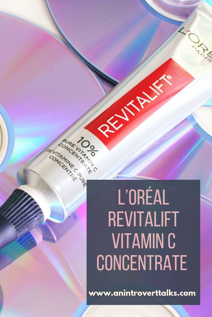 Revitalift Vitamin C Review 2