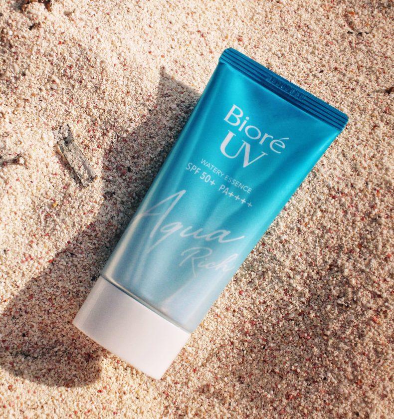 Bioré UV Aqua Rich Watery Essence Review