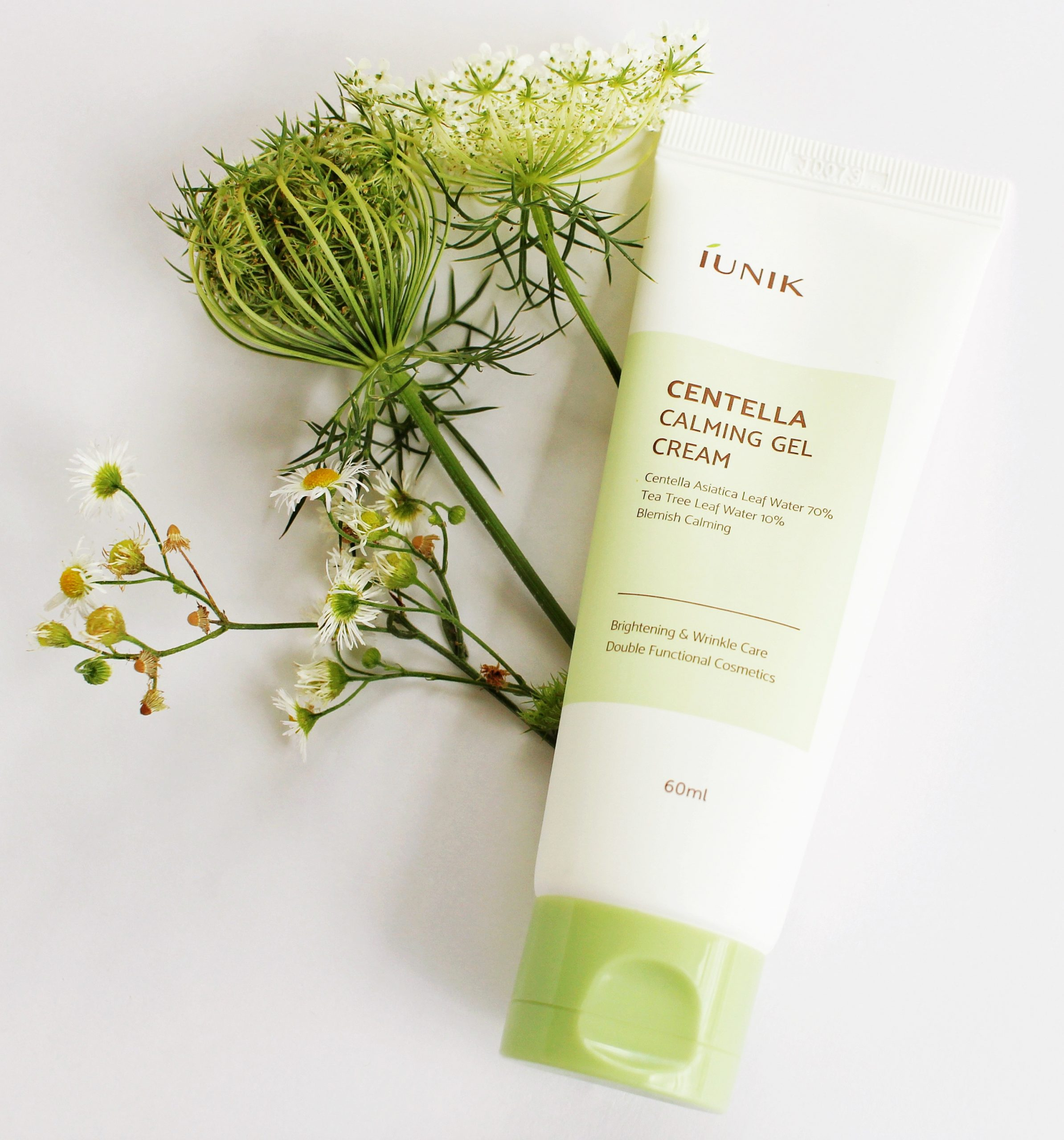 iUNIK Centella Calming Gel Cream Review