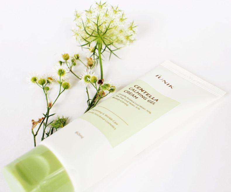 iUNIK Centella Calming Gel Cream Review