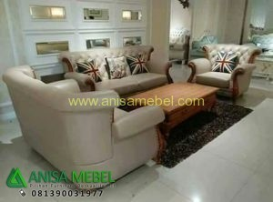 harga sofa klasik modern on credit tamu english anisa mebel jepara