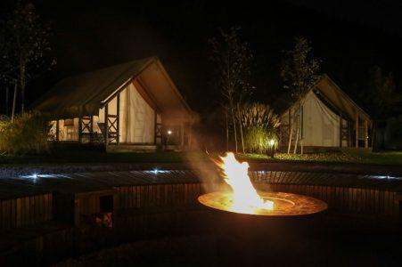 Herbal Glamping Resort Ljubno ob Savinji, Charming Slovenia, Glamping in Slowenien, Luxuszelt, Alpen, Unterkunfttipp, Foto Anita Arneitz, Reiseblog www.anitaaufreisen.at