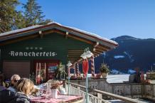 Ronacherfels am Weissensee, Kärnten, Foto Anita Arneitz, Reiseblog anitaaufreisen.at