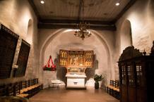 Kirche St. Severin, Winter auf Sylt, Tipps vom Reiseblog anitaaufreisen.at, Foto Anita Arneitz