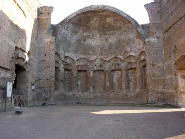 villa adriana sala-dei-filosofi