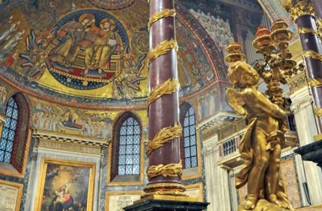 Basilica Santa Maria Maggiore a Roma