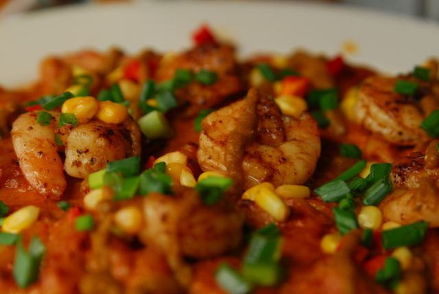 Slightly spicy, but a large and wholesome dish if you want something filling!