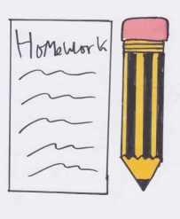 Homework fights