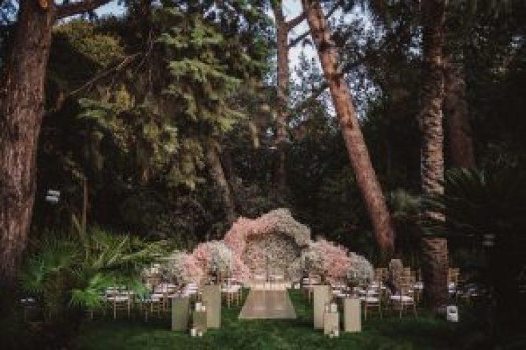 giardino di palazzo brancaccio