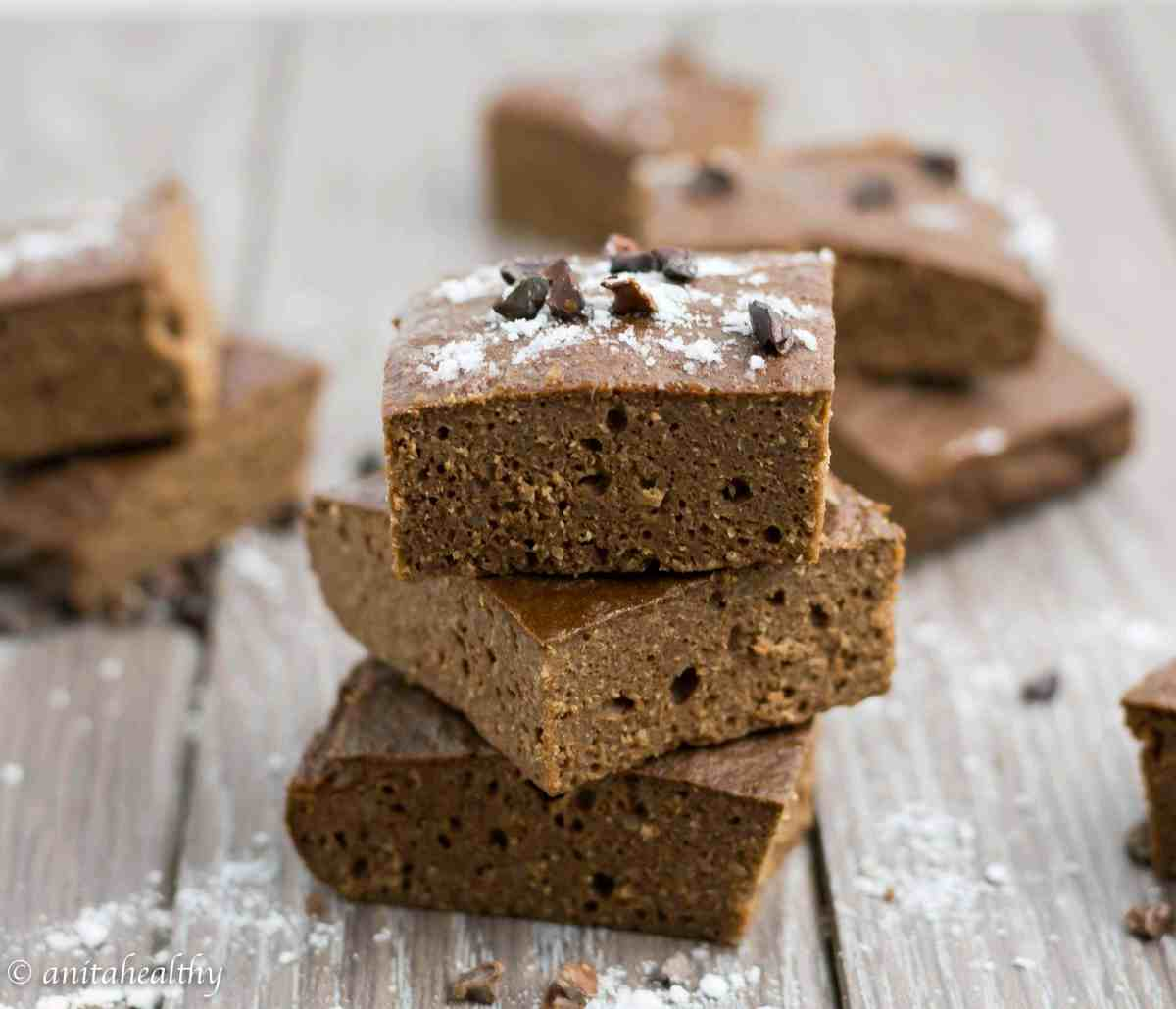 brownie quinoa