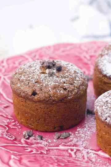 Muffins chocolate gluten-free   Anita Healthy