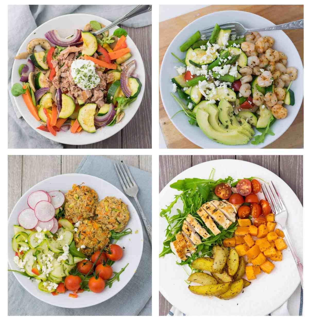 Dinner bowls 2