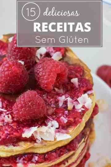 Ebook Receitas Sem Gluten