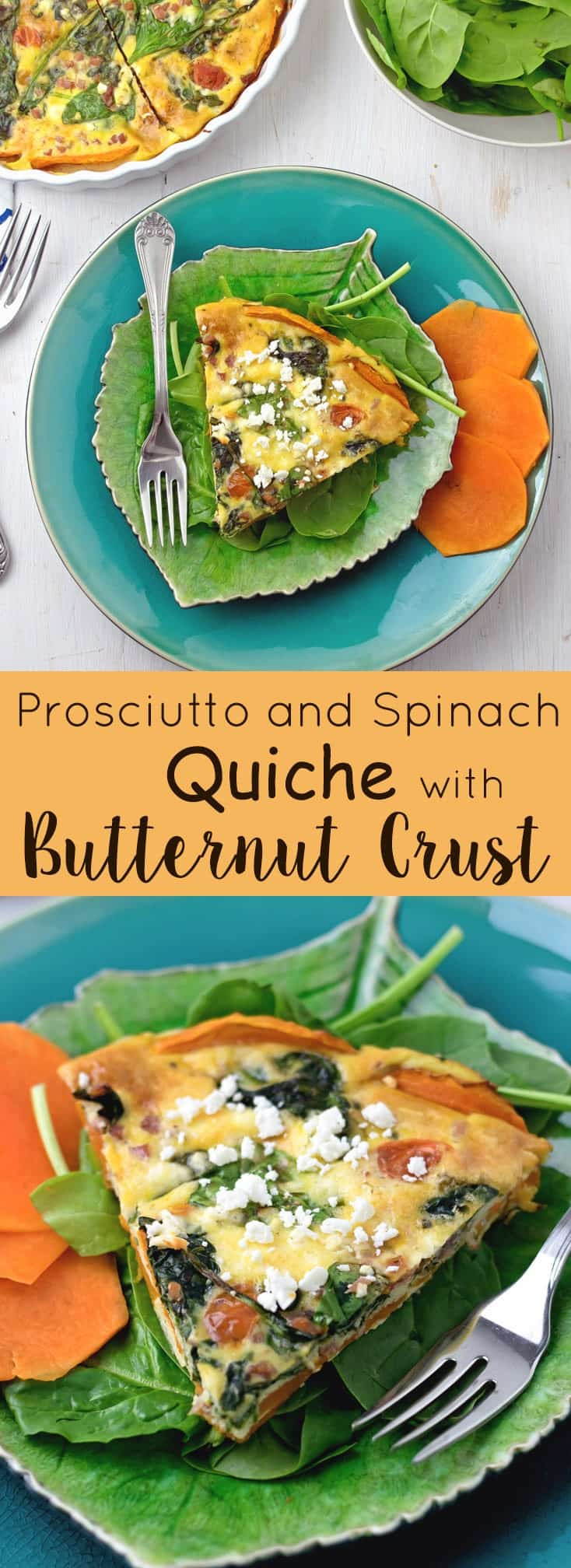 Prosciutto-Spinach-Quiche-Butternut-Crust