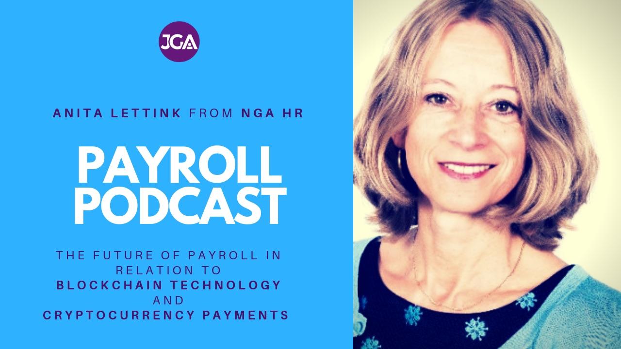 Anita Lettink payroll podcast