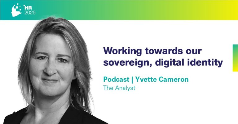 Working towards our sovereign, digital identity
