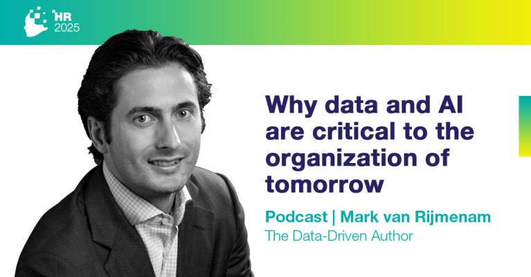 Why data and AI are critical to the organization of tomorrow