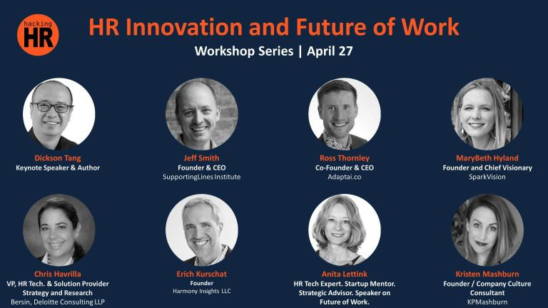 HR Innovation and The Future of Work