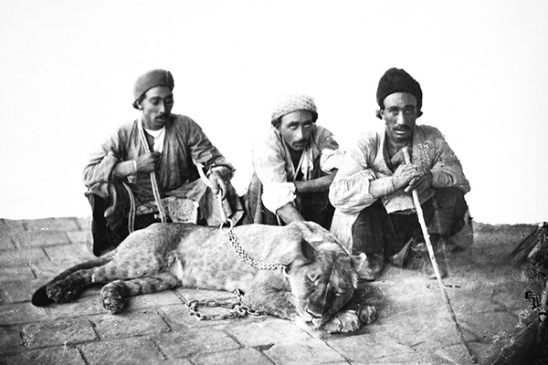 Antoin Sevruguin - Persian Photographer