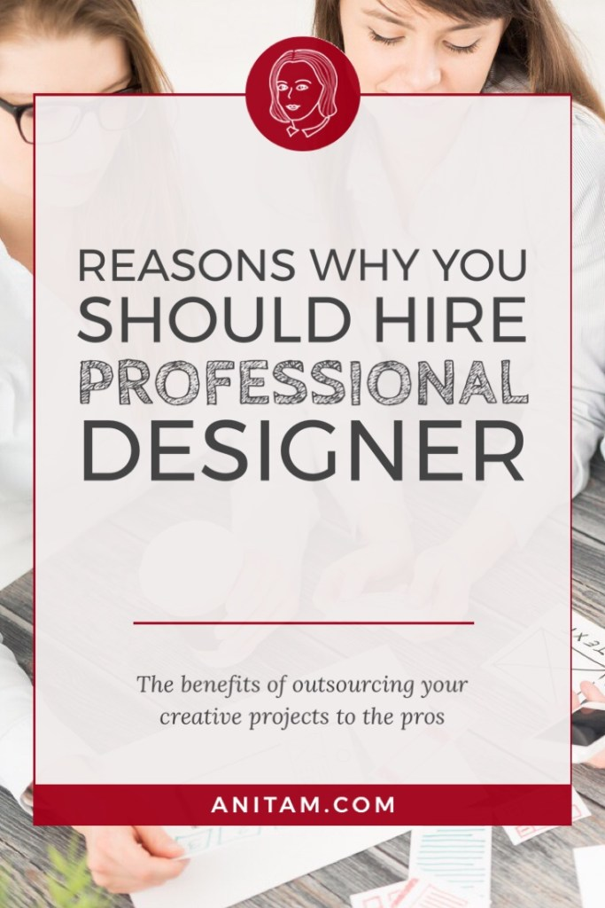 AnitaM   Why Hire Creative Designer