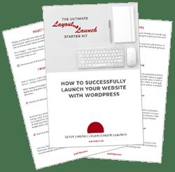 AnitaM | Layout To Launch Starter Kit