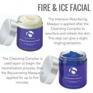 Fire & Ice Facial Process Anita Wang, MD