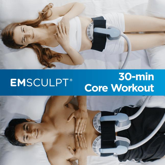 Emsculpt Core Workout
