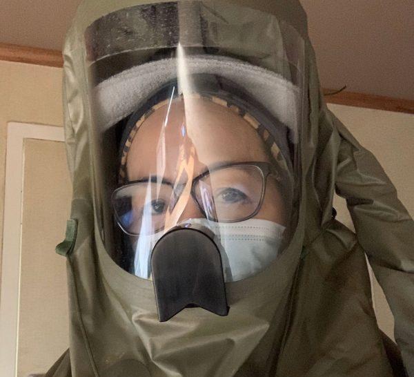 Dr. Anita PPE