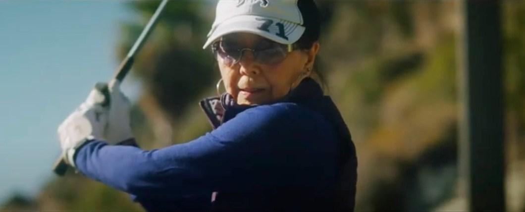 90yo golfing