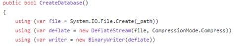 Ulterius DatabaseManager.cs file