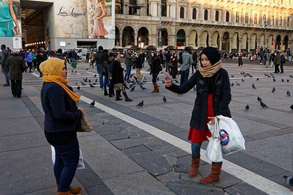 MILÁNÓ UTCÁI // STREETS OF MILANO