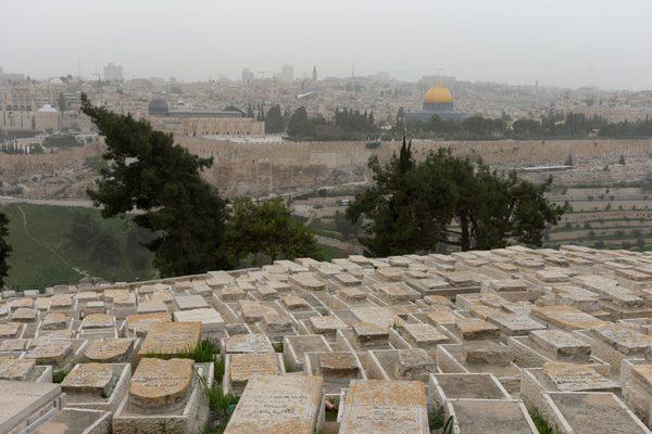 HOMOKFELHŐ, VILÁGVÉGE, JERUZSÁLEM // SANDCLOUDS, END OF THE WORLD MOOD, JERUSALEM