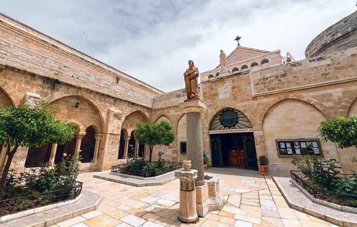 3. Βασιλική της Γεννήσεως, Ιερουσαλήμ (Φωτογραφία: SHUTTERSTOCK)