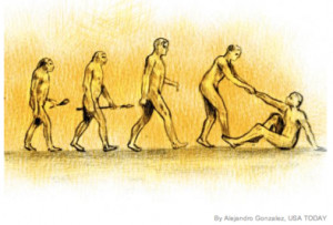 humanistic-evolution