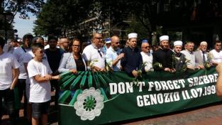 Friedensmarsch Srebrenica 1/4, 07.07.2018