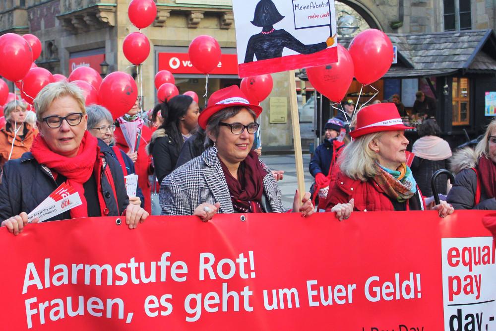 Anja-Butschkau-Gleichstellung-Equal-Pay-Day-Demo-Dortmund-2018
