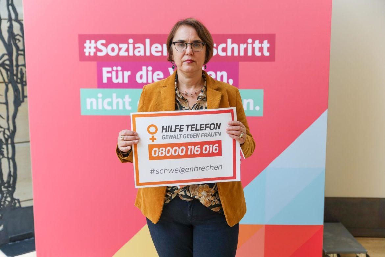 Schweigen brechen Anja Butschkau