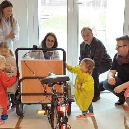 Fahrrad-Malaktion AWO Kita Nortkirchenstrasse 1, 17.03.2017