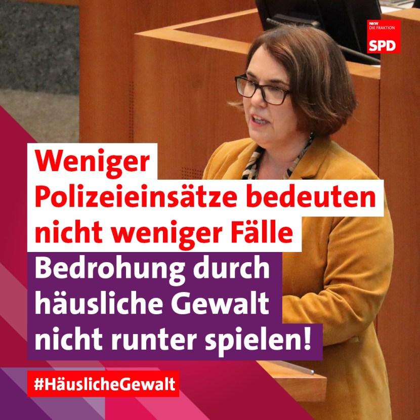 Polizeieinsätze NRW Corona Häusliche Gewalt