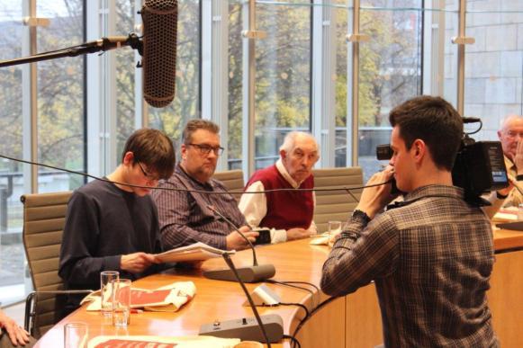 Besuchergruppe Team Butschkau, SPD, AWO, NoCase 4/5, 17.11.2017