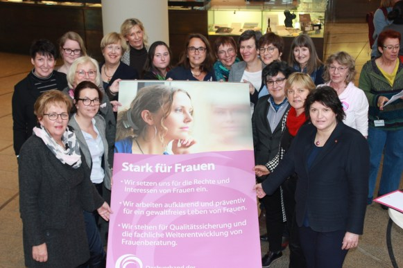 Auftakt Kampagne Stark für Frauen 1/2, 28.02.2018