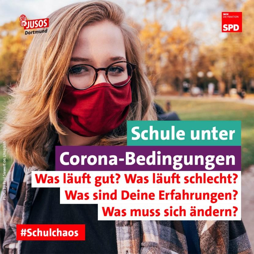 Schule Corona Schulchaos Yvonne Gebauer