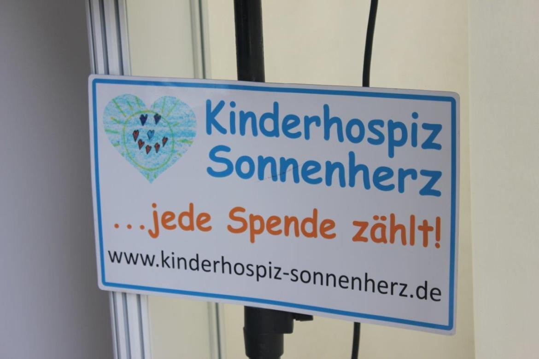 Infoveranstaltung Kinderhospiz Sonnenherz Dortmund Spenden