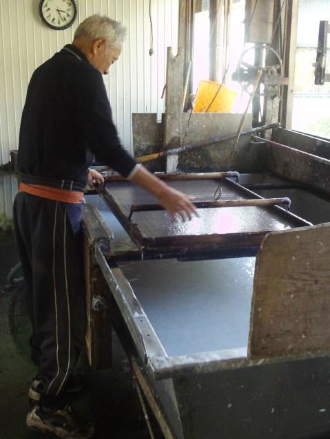 Making Paper